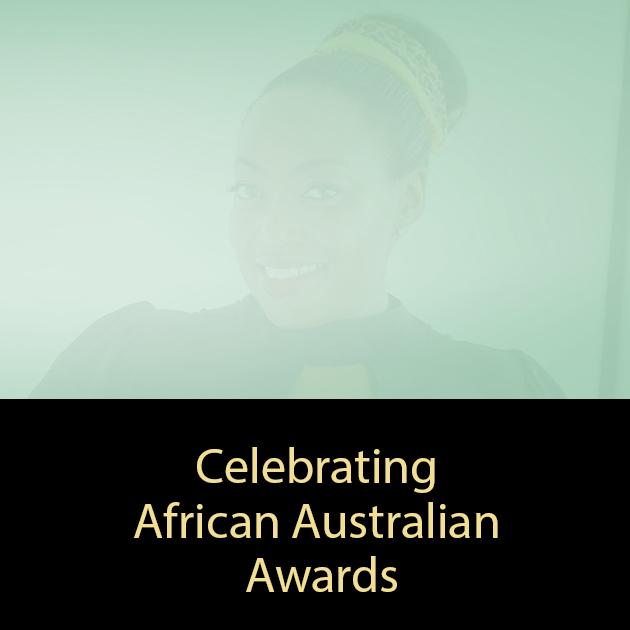 Celebrating African Australian award